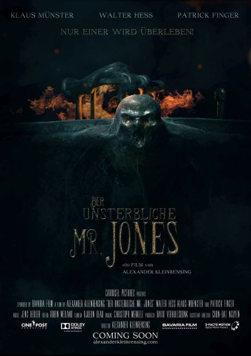 der unsterbliche mr jones poster large